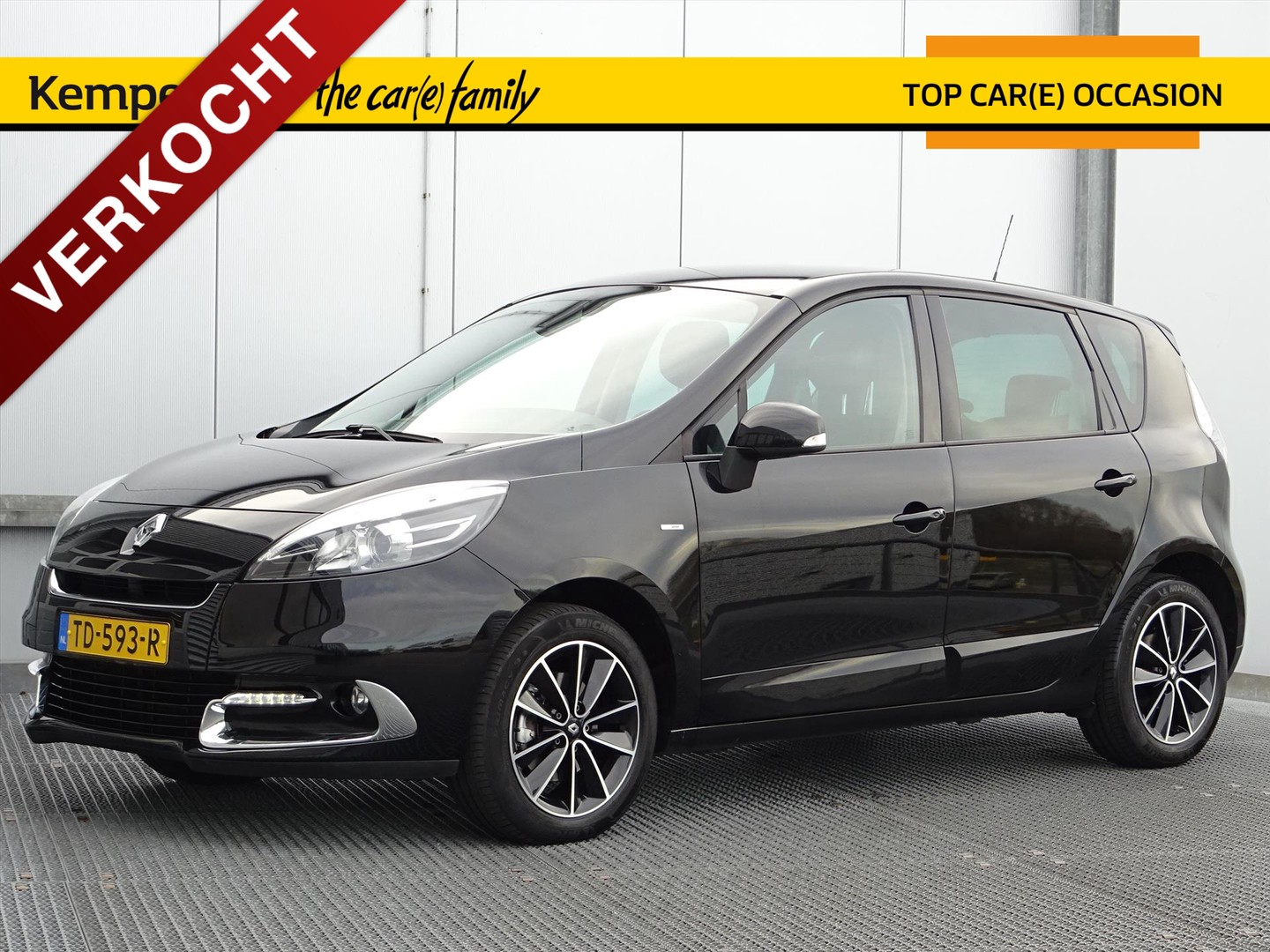 Renault Scénic Energy tce 115 stop & start bose