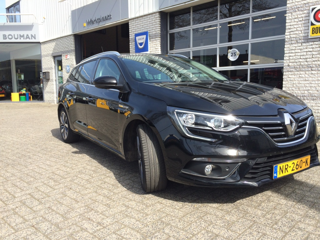 Renault Mégane Estate automaat 1.2 tce bose