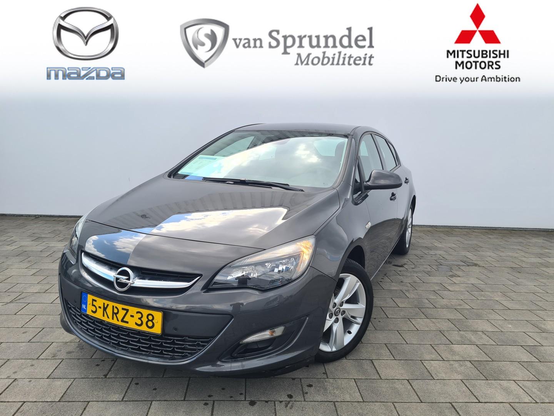 Opel Astra 1.4 turbo business + rijklaar inclusief garantie!