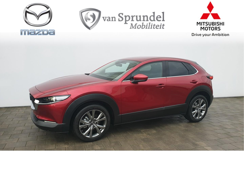 Mazda Cx-30 2.0 e-skyactiv-x 186pk luxury € 4.000,- voordeel