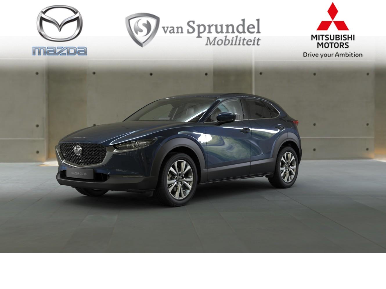 Mazda Cx-30 2.0 e-skyactiv-x luxury automaat demo