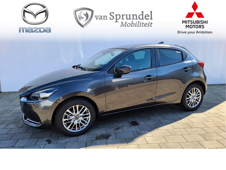 Mazda 2 1.5 skyactiv-g luxury + i-active sense pack demo