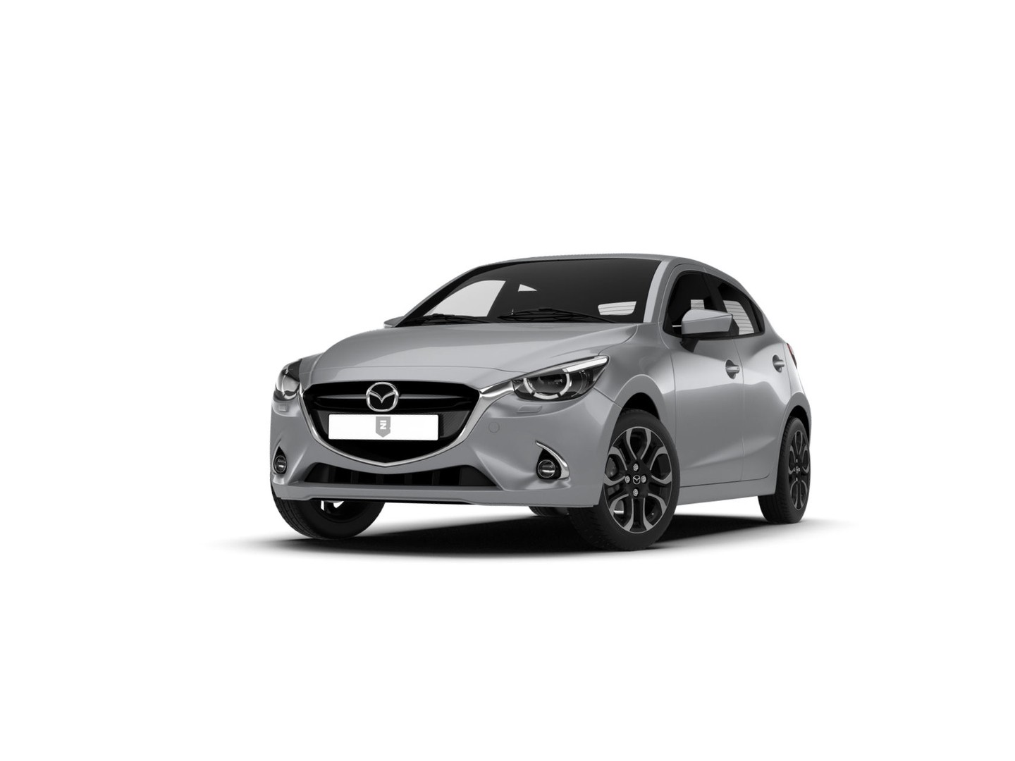 Mazda 2 Luxury hatchback