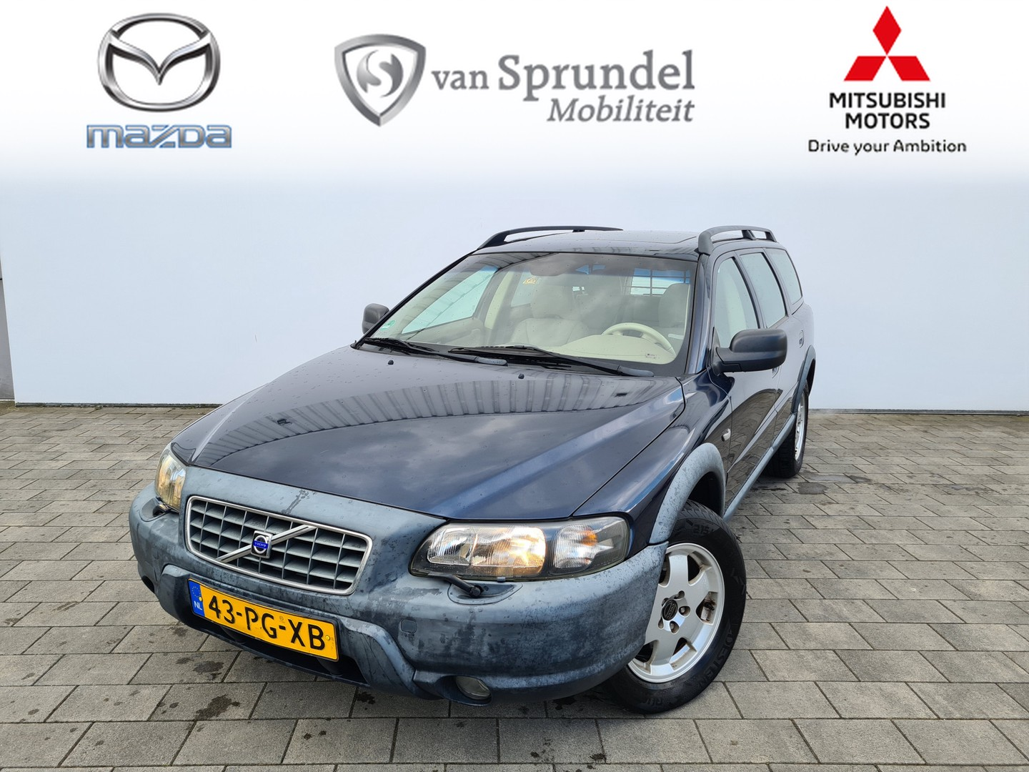 Volvo Xc70 2.5 t geartronic comfort line