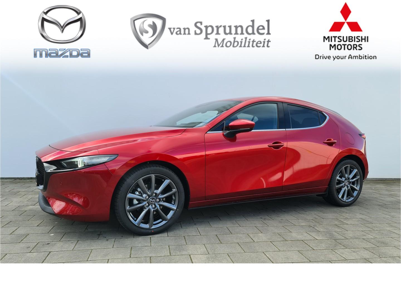 Mazda 3 2.0 e-skyactiv-g 150 sportive demo