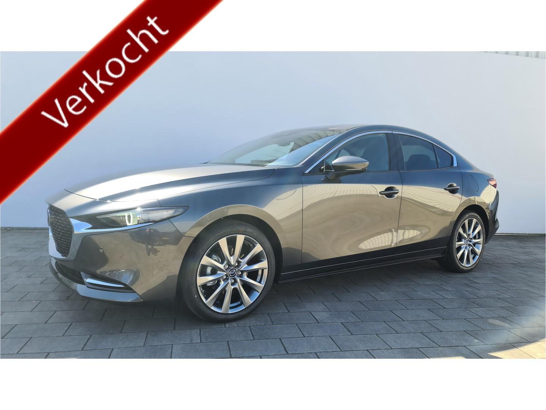Mazda 3 2.0 e-skyactiv-x 186 luxury+ i-active sense pakket