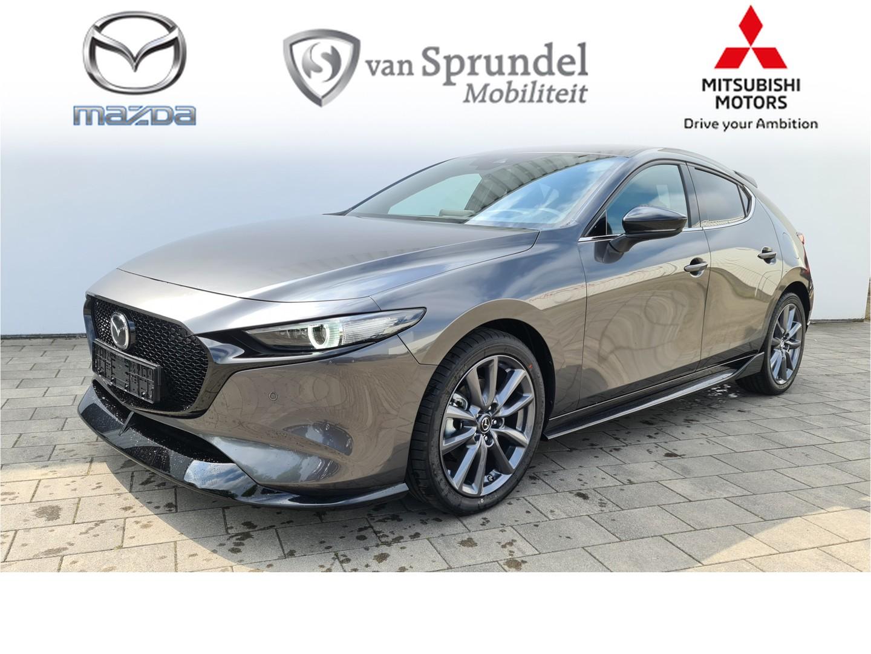 Mazda 3 2.0 e-skyactiv-g 150 sportive + sportpakket