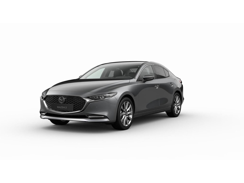 Mazda 3 Luxury i-activsense pakket
