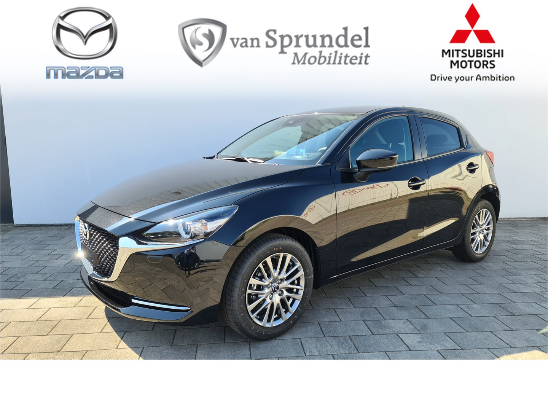 Mazda 2 1.5 skyactiv-g luxury + i-active sense pakket