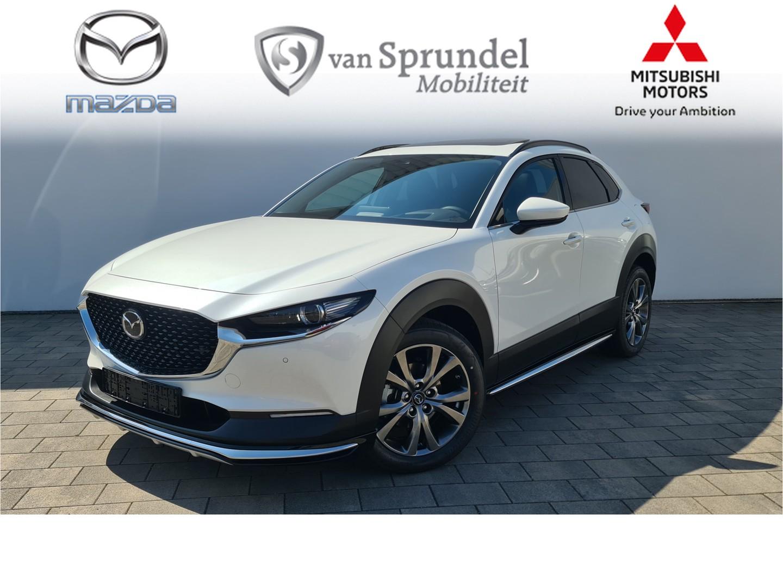 Mazda Cx-30 2.0 skyactiv-x luxury + sunroof+ sportpakket