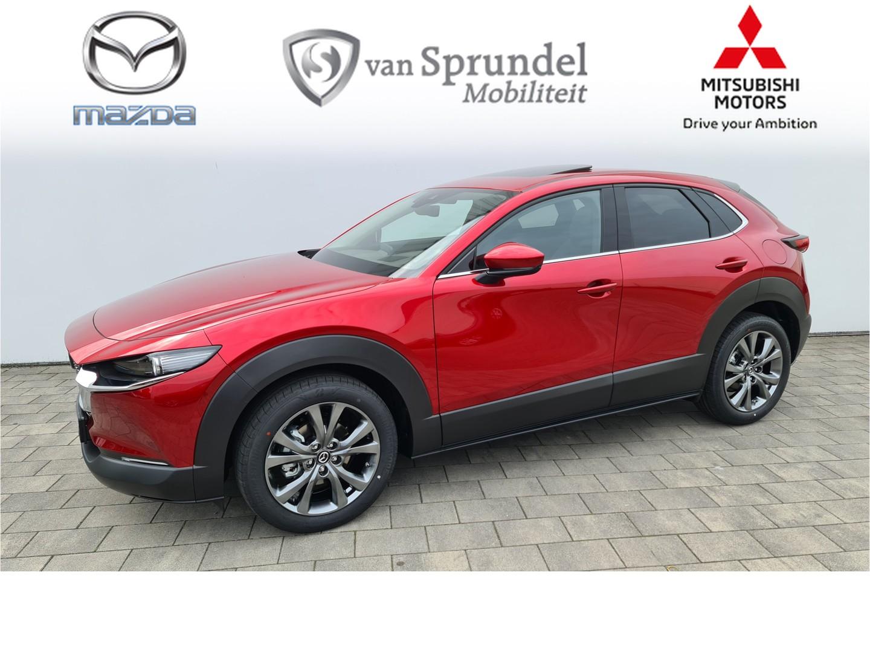 Mazda Cx-30 2.0 e-skyactiv-x luxury + sunroof automaat