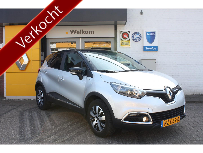 Renault Captur Tce 90 limited + trekhaak + navi + pdc
