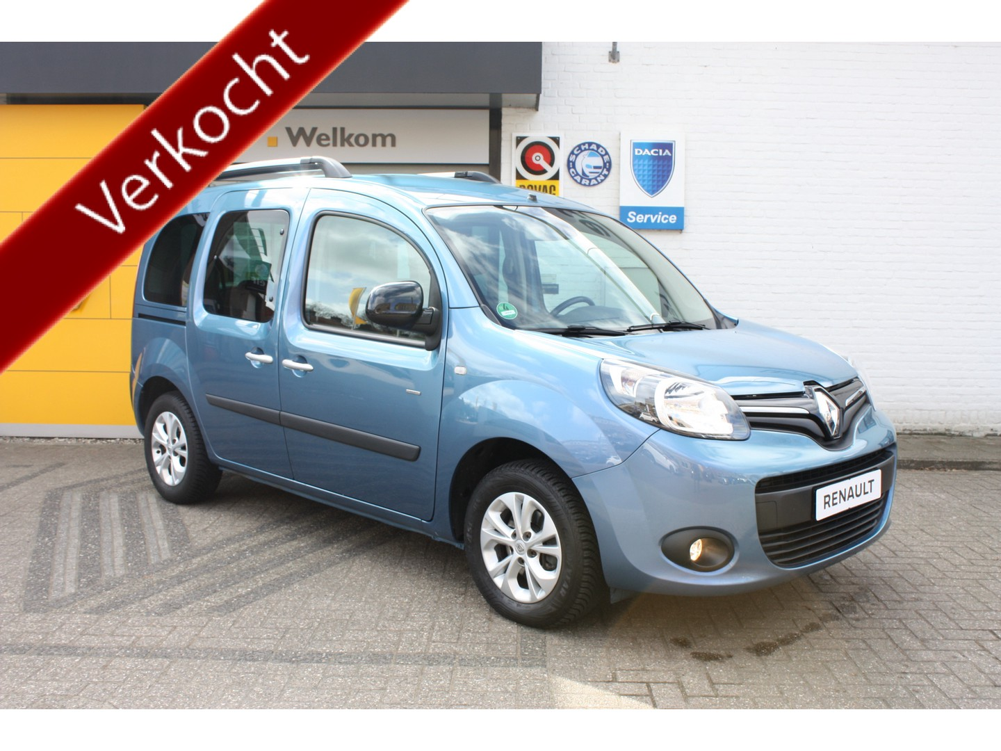 Renault Kangoo Family tce 115 limited start&stop + navi + trekhaak + pdc