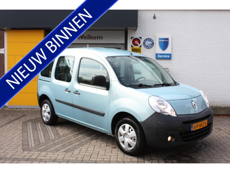 Renault Kangoo Ii family 1.6 authentique + trekhaak, dealer onderhouden