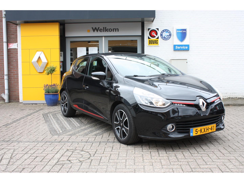 Renault Clio Iv tce 90 expression + navi + airco, nl auto, dealer onderhouden