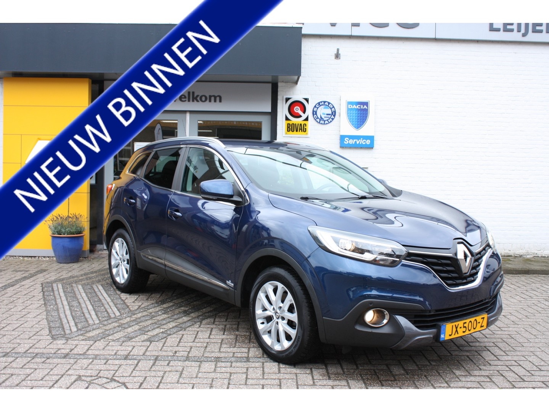Renault Kadjar Tce 130 intens + trekhaak, nl auto + dealer onderhouden