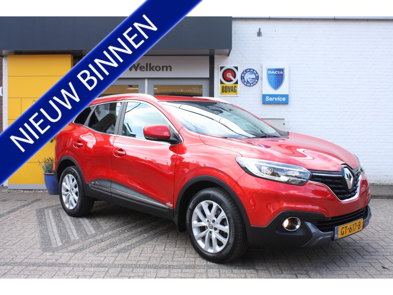 Renault Kadjar Tce 130 intens + camera + nl auto, dealer onderhouden
