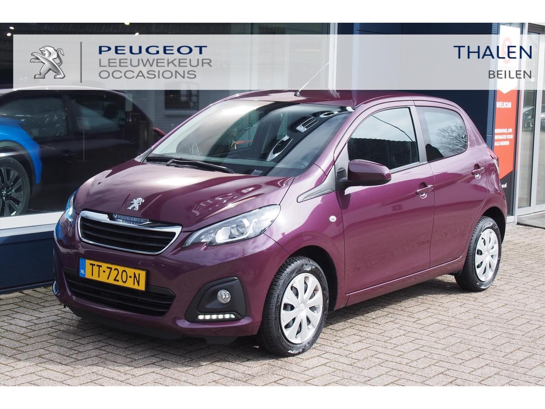Peugeot 108 5 deurs met airco, bluetooth en elektrisch pakket!