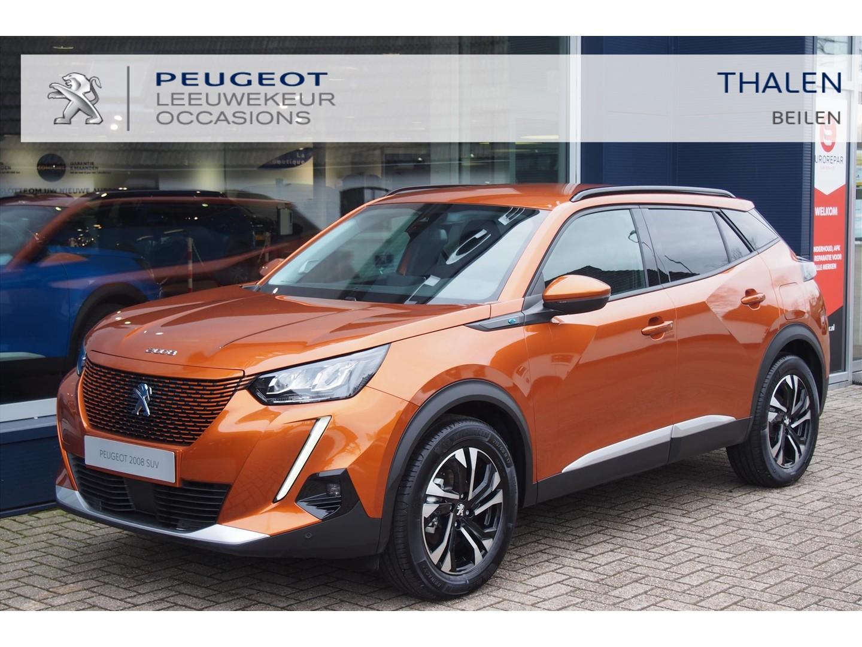 Peugeot 2008 Peugeot 2008 excl btw € 29.630,- ! allure pack e - 8% bijtelling tot nov. 2025 - 3 fasen lader - stoelverwarming - aankoopsubsid