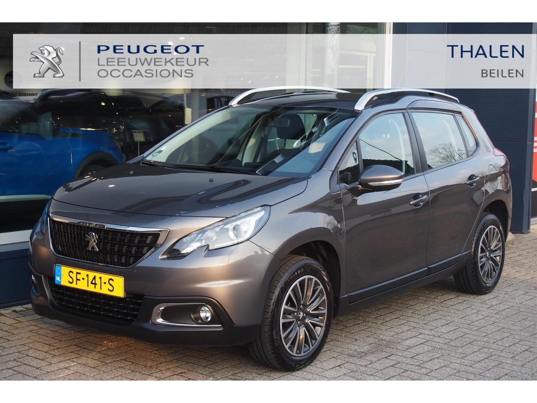Peugeot 2008 110 pk turbo climate control / parkeersensoren / navigatie /trekhaak 1250 kg