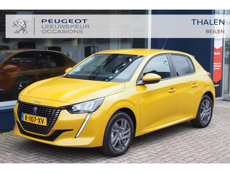 Peugeot 208 Active pack demo met € 3500,- voordeel lm velgen / parkeerhulp / extra getinte achterruiten