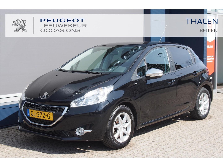 Peugeot 208 Style 82pk met navi/airco/lm velgen/cruise control - zeer nette auto van 1e eigenaar
