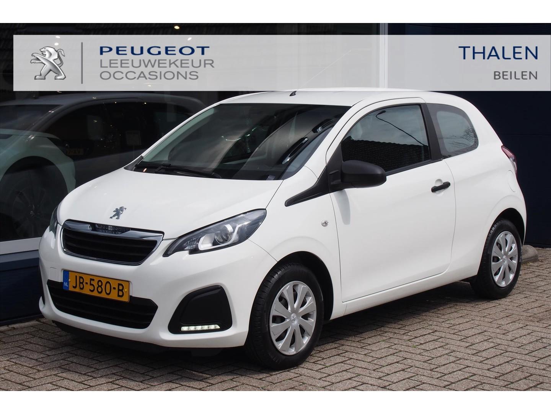 Peugeot 108 1.0 e-vti 68pk 2016 / volledig dealer onderhouden / b.t.w. factuur mogelijk.