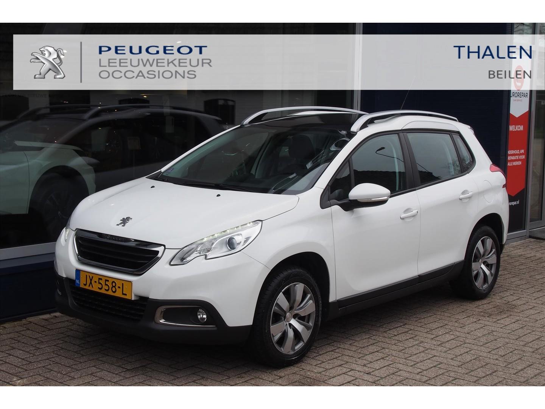 Peugeot 2008 1.2 puretech trekhaak 1100 kg / navigatie / panoramadak / lm velgen / parkeerhulp / hoogzitter