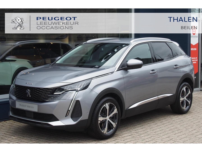 Peugeot 3008 Nieuwste model € 7.500,- demo korting - allure pack automaat /led verlichting/navi/camera/stoelverwarming/keyless/ elektr. klep/