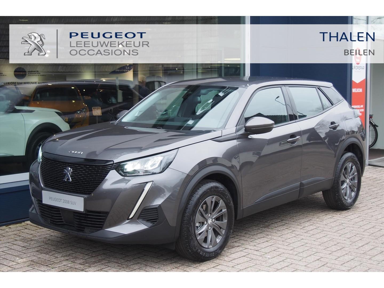 Peugeot 2008 100 pk pack uitvoering - € 4750 demovoordeel - zeer compleet - navigatie - lm velgen - climate control - 2021 !