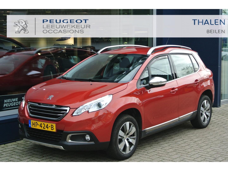 Peugeot 2008 1.6 bluehdi 120pk allure trekhaak