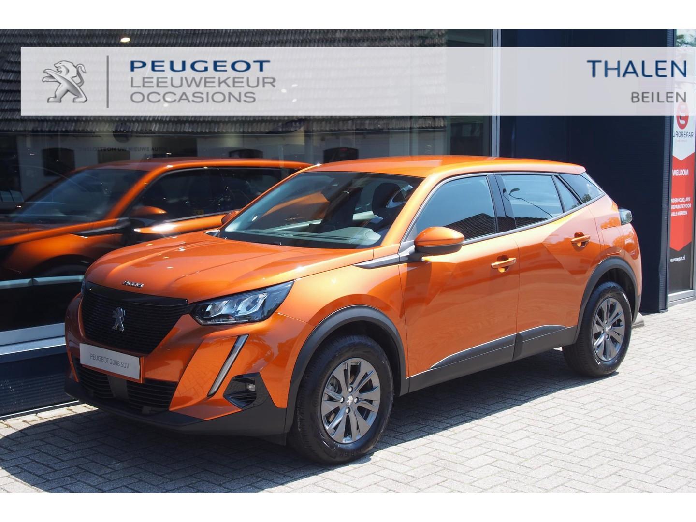 Peugeot 2008 130 pk automaat eat8 2021 nu €4.500 demo korting