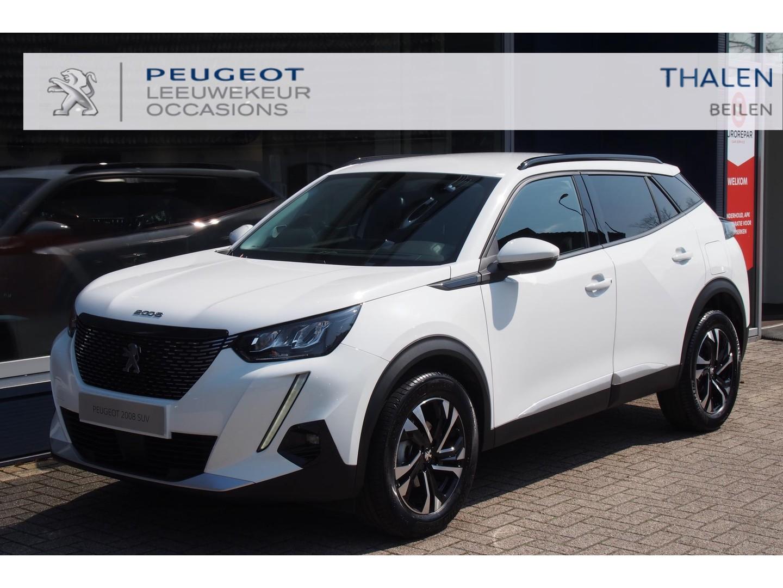 Peugeot 2008 Allure pack 6-2021 nu met € 4500 demovoordeel navi/dab/digitaal dashboard