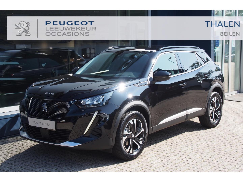 Peugeot 2008 Allure pack 130pk demo met € 5300 voordeel navi/camera/clima/led verlichting/digitaal dashboard