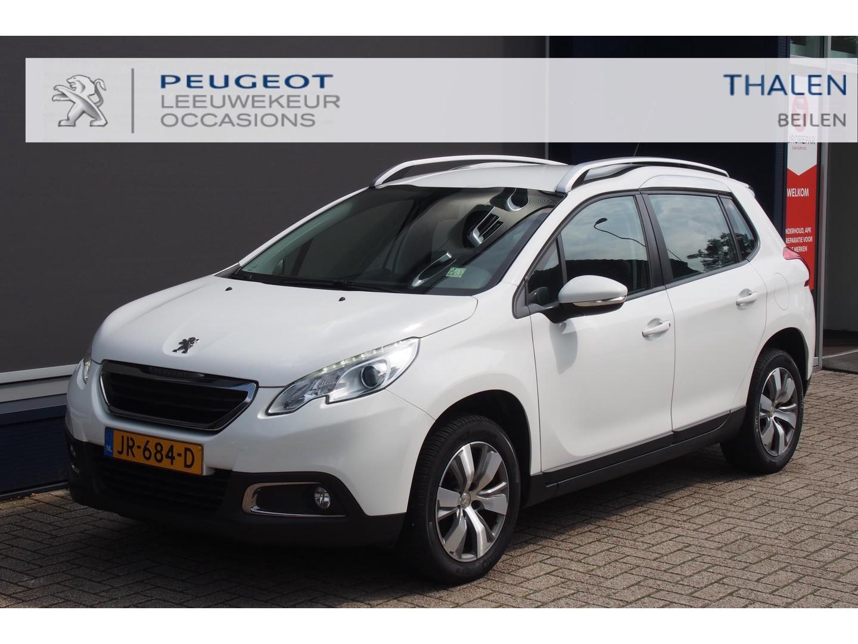Peugeot 2008 Style 110pk turbo met trekhaak/navi/parkeersensoren/stoelverwarming/climate control