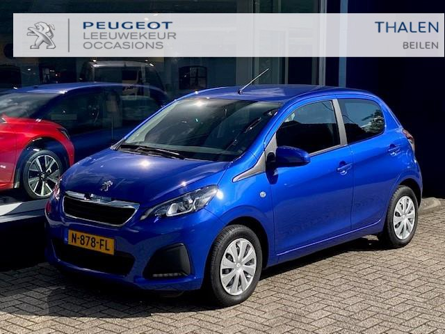 Peugeot 108 1.0 e-vti met airco/stoelverwarming/bluetooth carkit