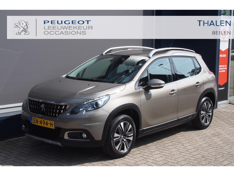 Peugeot 2008 Allure 110 pk turbo clima/navi/trekhaak 1250 kg/volledig dealer onderhouden