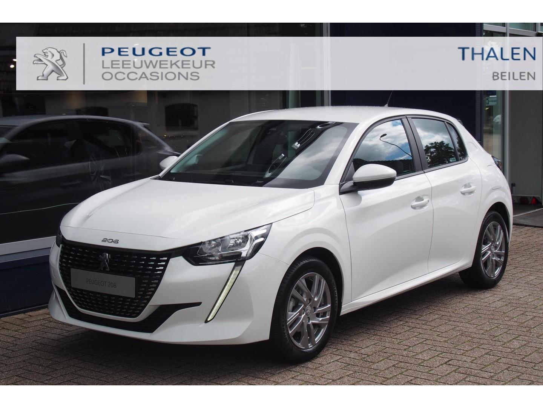 Peugeot 208 Active pack nu € 2500 demovoordeel - met airco/cruise/lichtmetaal/led verlichting/ navi via apple carplay - zeer complete demo van 05-2021!