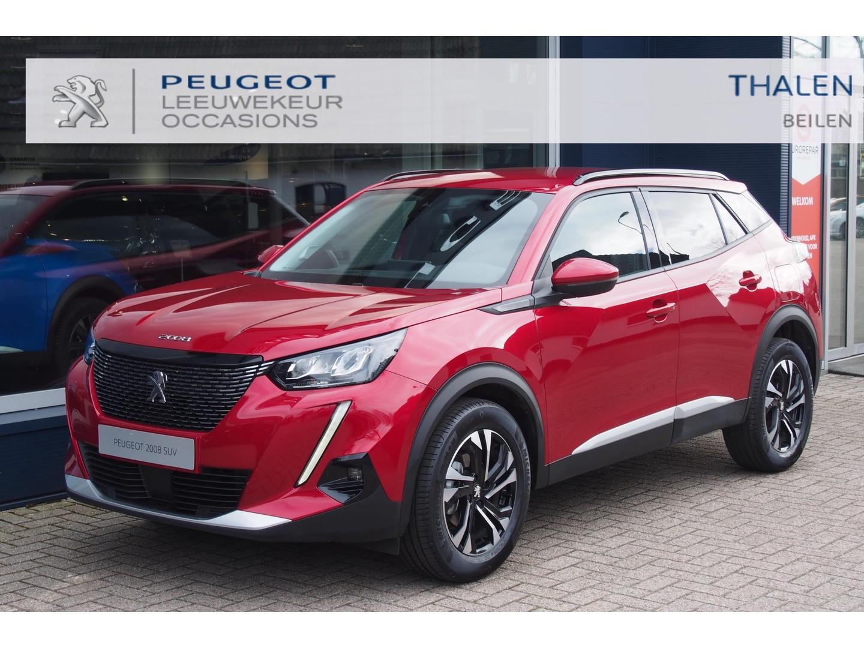Peugeot 2008 Allure pack 100pk nu € 4250 demovoordeel! - met navi/camera/led verlichting/dab+ ontvanger - zeer complete demo!