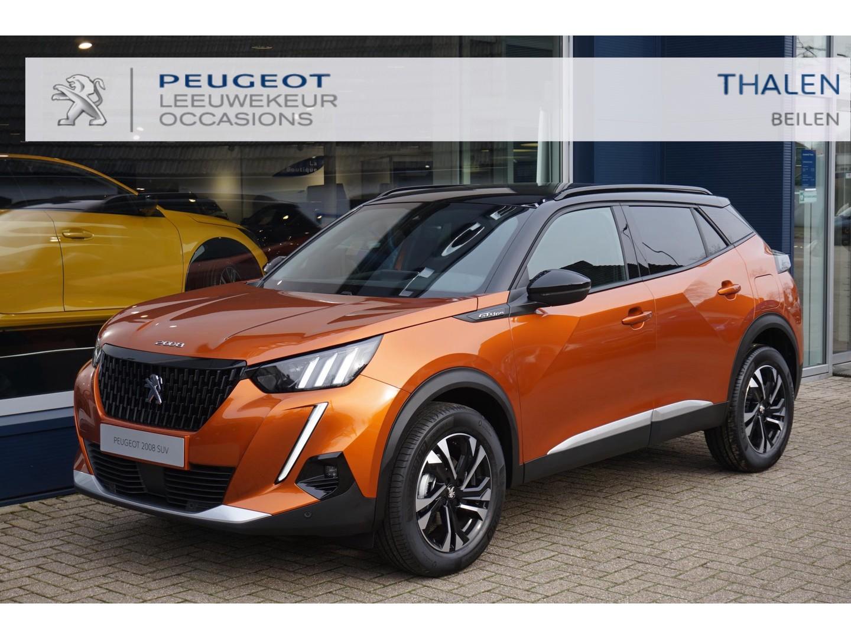 Peugeot 2008 Gt 130pk eat8 automaat nu € 4000 demovoordeel