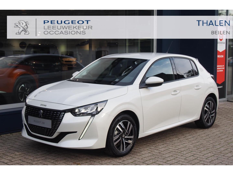Peugeot 208 Allure pack 100pk nu € 3000,- demovoordeel! - met navi/camera/led verlcihting/digitaal dashboard - zeer complete demo van 08-2021