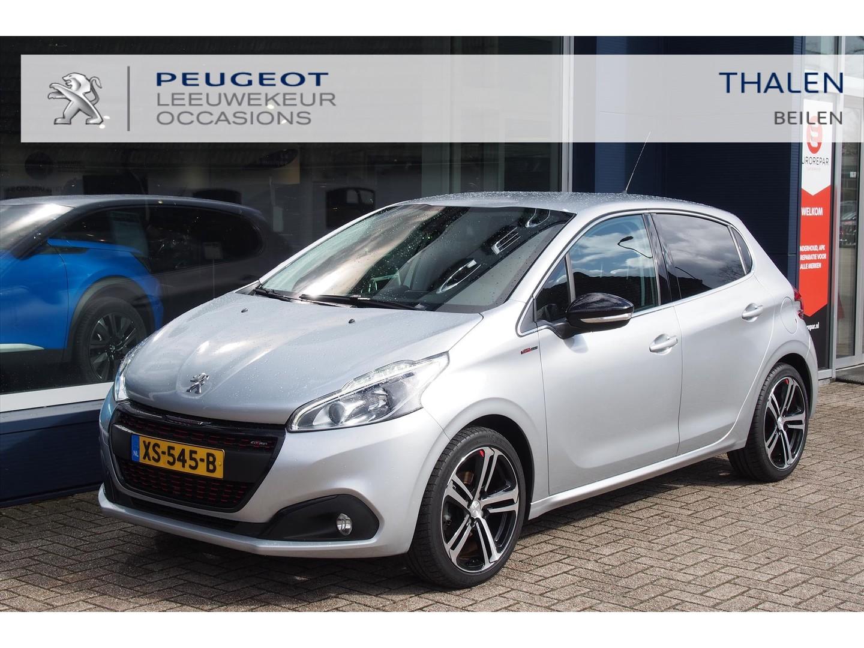 Peugeot 208 Gt line 110 pk turbo 6 bak / navigatie / 17 inch lmv / camera / parkeerhulp