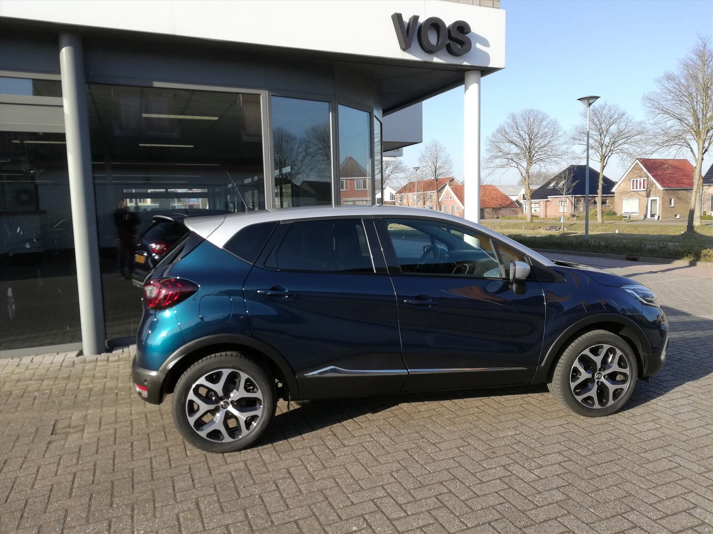 Renault Captur Energy tce 90pk intens