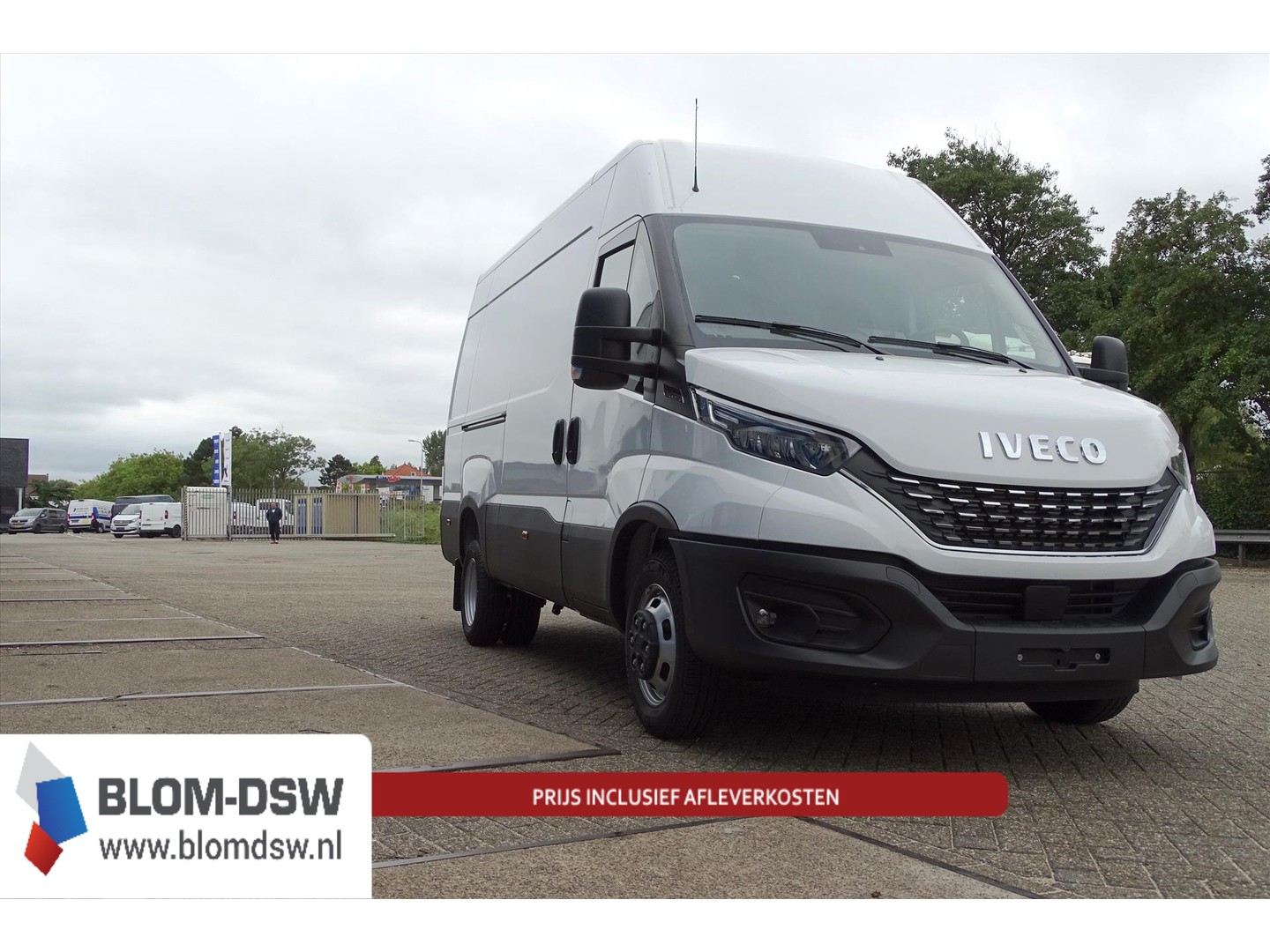 Iveco Daily 35c18 ha8v - wit