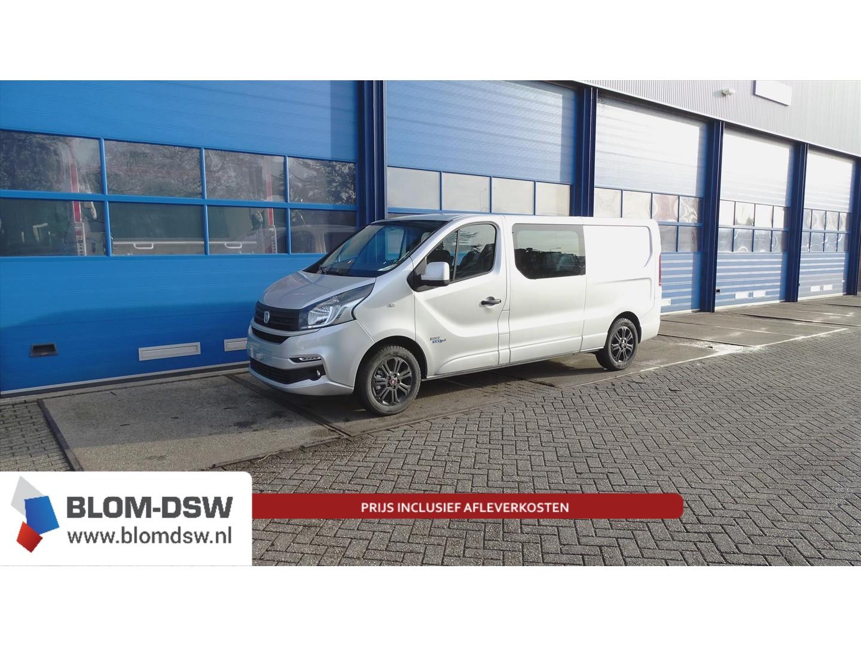 Fiat Talento Business pro zilvergrijs (wordt verwacht)