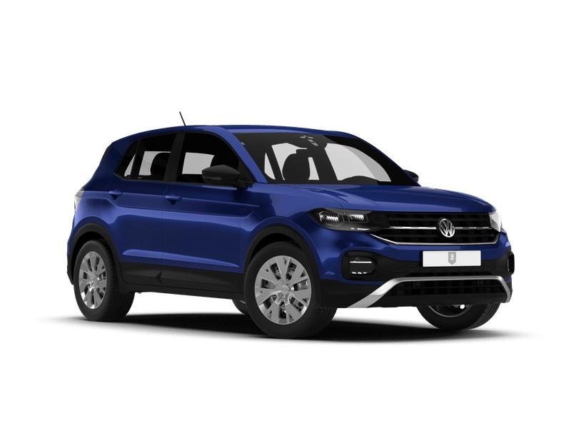 Volkswagen T-cross Life 1.0 tsi 110hp dsg
