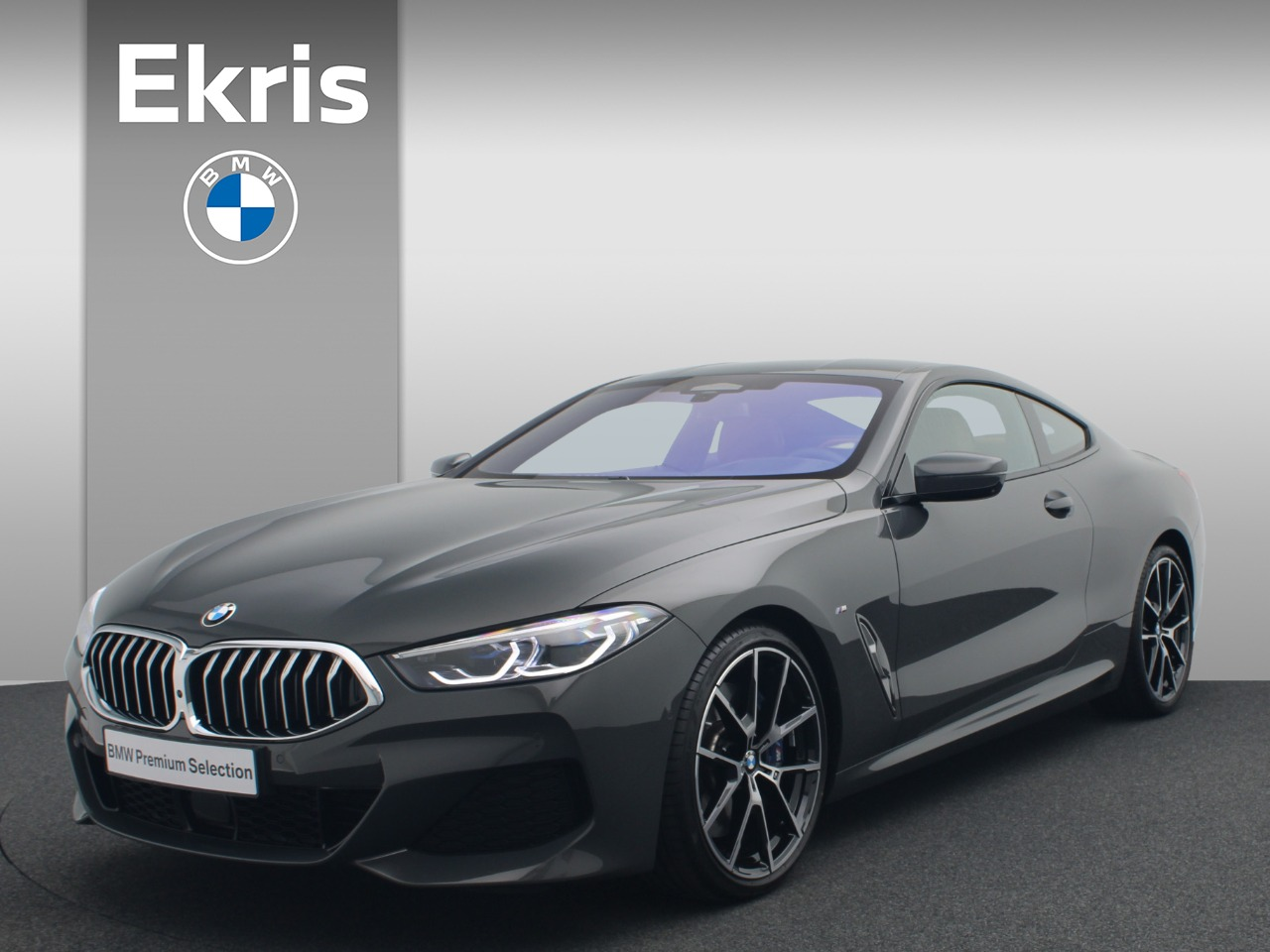 "Bmw 8 serie coupé 840i high executive m sportpakket / harman kardon / laserlight / driving assist prof. / stoelventilatie / 20"" - 2 jaar garantie"
