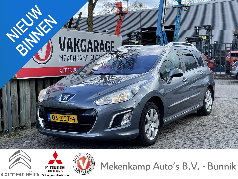 Peugeot 308 Sw 1.6 vti blue lease executive trekhaak/panoramadak/climate/cruise/pdc