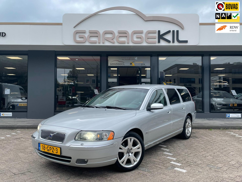 Volvo V70 2.4 automaat summum