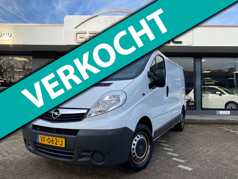 Opel Vivaro 2.0 cdti l1h1 ecoflex